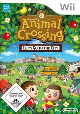 Animal Crossing - Let's go to the City (Wii)