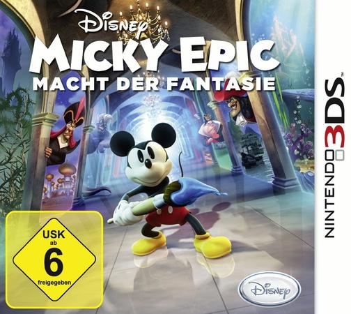 Micky Epic - Macht der Fantasie