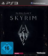 The Elder Scrolls 5 - Skyrim (PS3)
