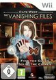Cate West - The Vanishing Files