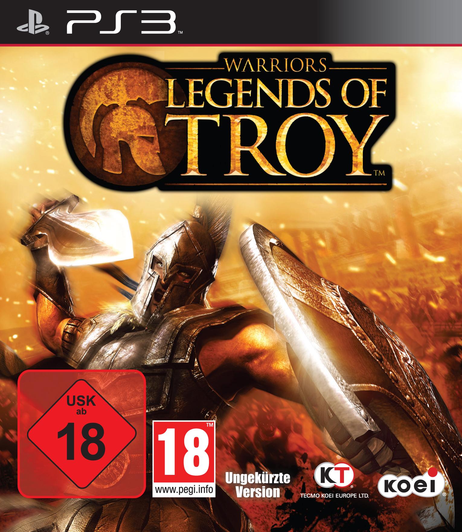 Warriors - Legends of Troy