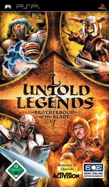 Untold Legends - Brotherhood of the Blade