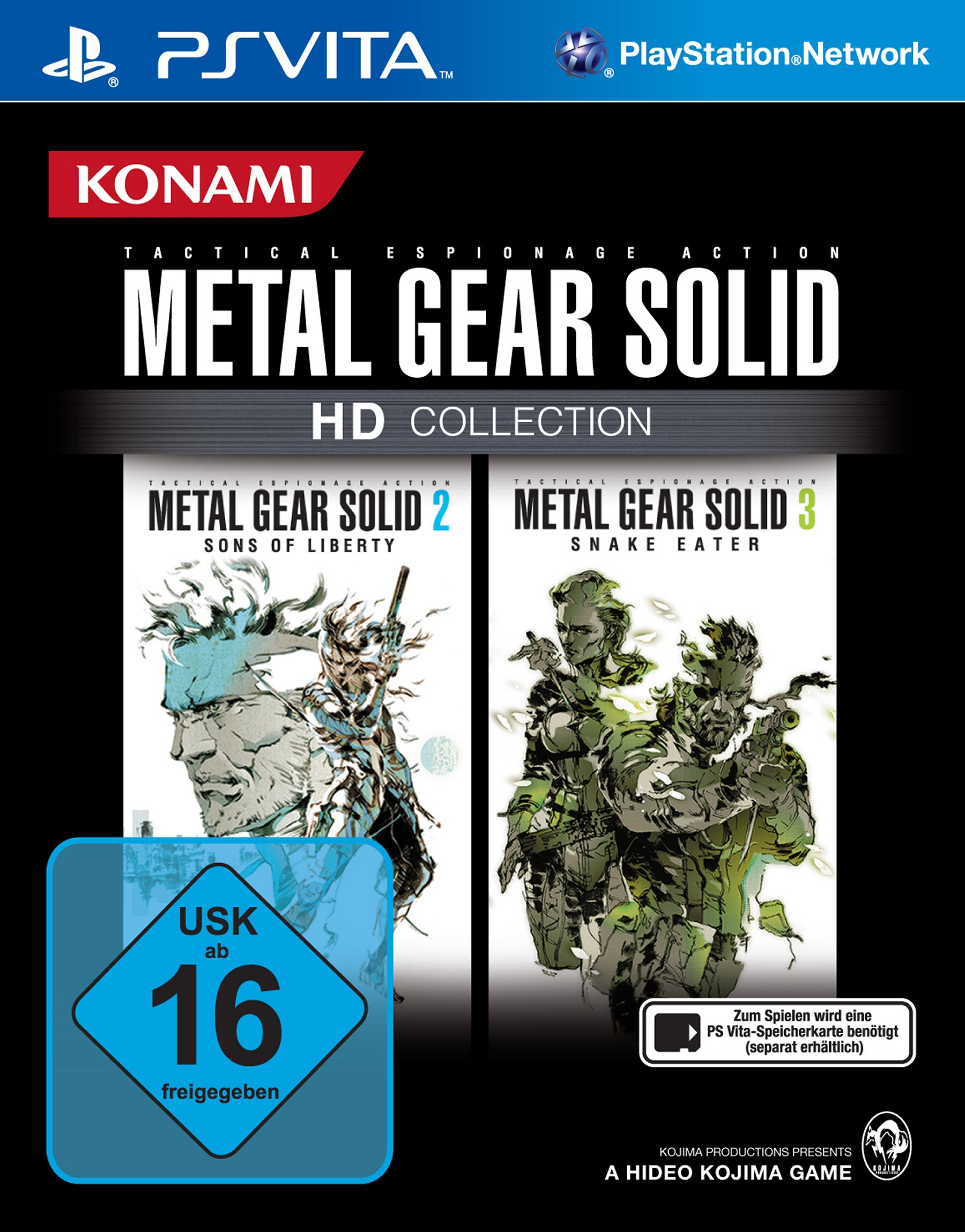 Metal Gear Solid 2 - Sons of Liberty
