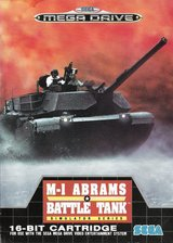 Abrams Battle Tank