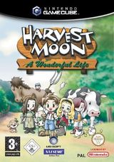 Harvest Moon - Wonderful Life