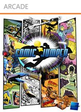 Comic Jumper - Adventures of Captain Smiley