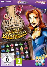 Witch's Workshop - Open For Business