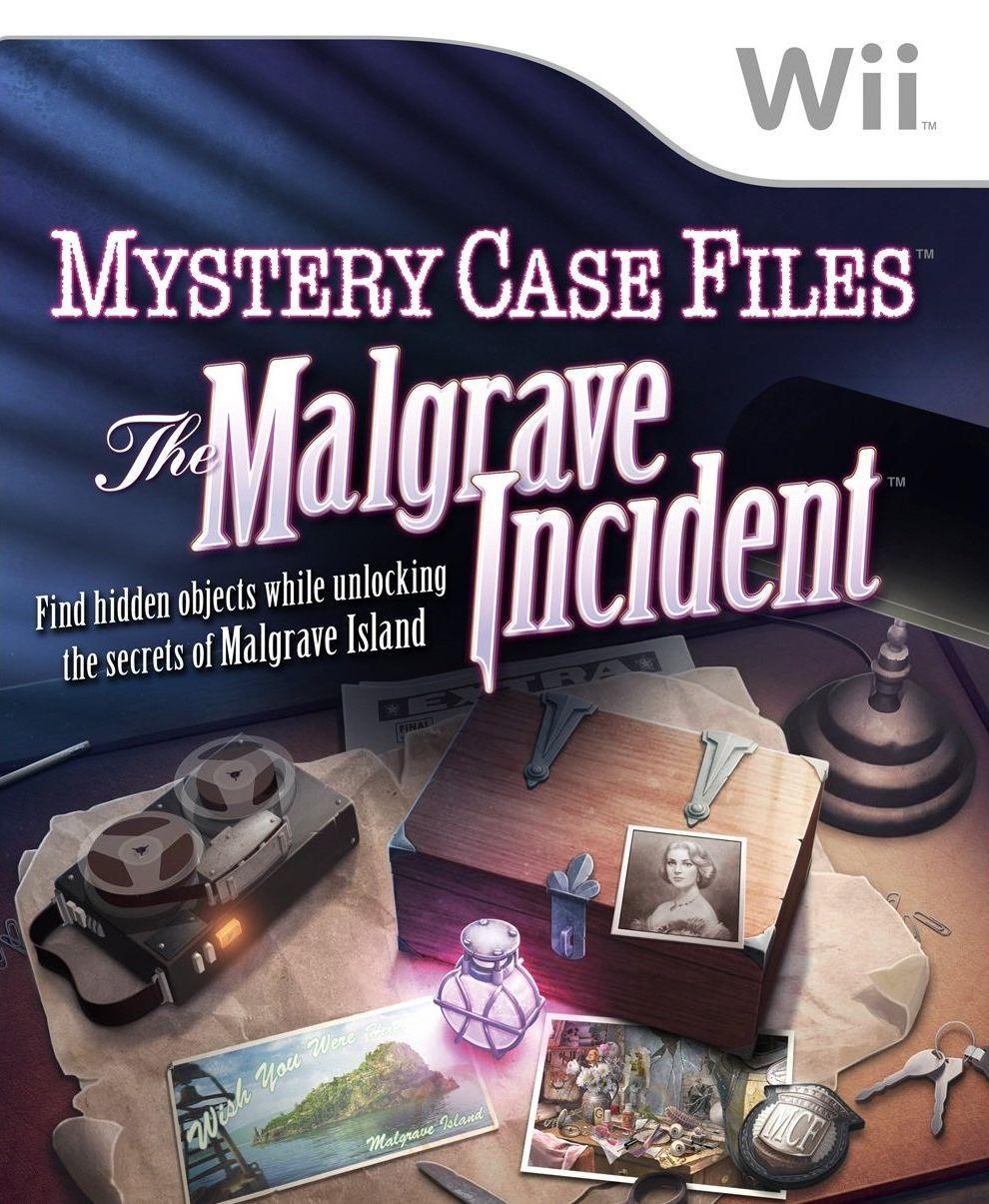 Mystery Case Files - Der Fall Malgrave
