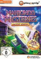 Mahjongg Mysteries - Ancient Athena