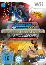 Gunblade N.Y. & L.A. Machineguns Hits Pack