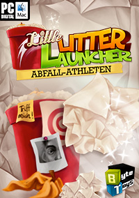 Abfall-Athleten Little Litter Launcher