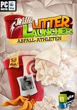Abfall-Athleten Little Litter Launcher