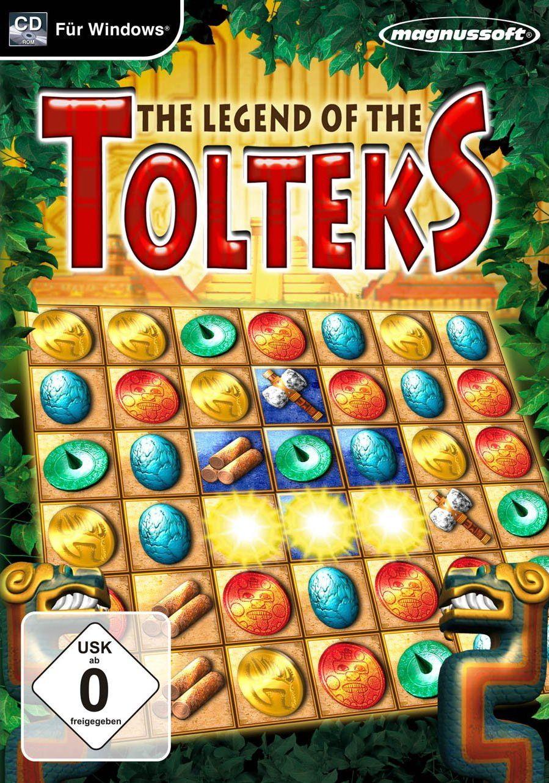 The Legend of the Tolteks