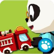 Doktor Pandas Spielzeugautos