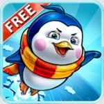 Penguin Jump - Ice Racing