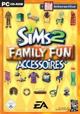 Die Sims 2 - Family Fun Accessoires