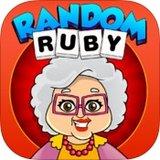 Random Ruby - Common Thread Word Puzzle Game