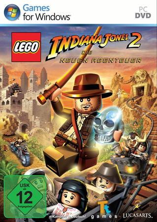 Lego Indiana Jones 2 - Die neuen Abenteuer
