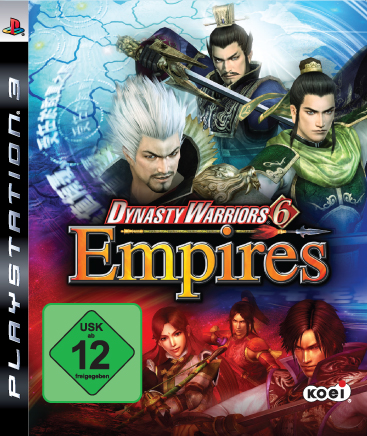 Dynasty Warriors 6 - Empires