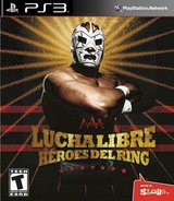 Lucha Libre AAA - Heroes Del Ring