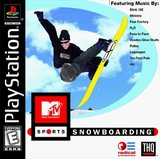 MTV Sports Snowboarding