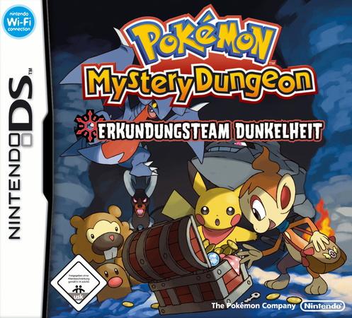 Pokémon Mystery Dungeon - Team Dunkelheit