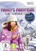 Nancy's Abenteuer - Der weiße Wolf