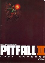 Pitfall 2 - Lost Caverns