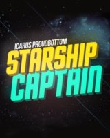 Icarus Proudbottom - Starship Captain