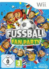 Fu�ball Fan Party