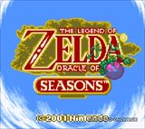 Zelda Oracle of Season