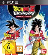 Dragon Ball Z Budokai Collection