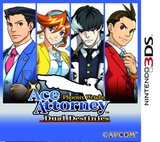 Phoenix Wright Ace Attorney - Dual Destinies