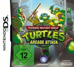 Teenage Mutant Ninja Turtles - Arcade Attack