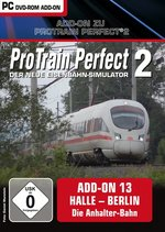 ProTrain Perfect 2 Add-On 13 - Halle-Berlin