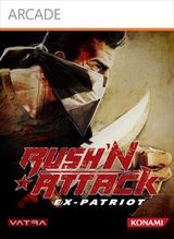 Rush 'n Attack - Ex-Patriot