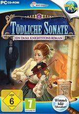 T�dliche Sonate - Ein Dana Knightstone-Roman