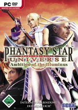 Phantasy Star Universe Ambition of Illuminus