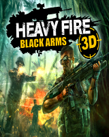 Heavy Fire - Black Arms 3D