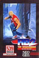 Real Bout Fatal Fury 2 - The Newcomers