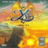 Ys Book 1 & 2 (CD-Rom)