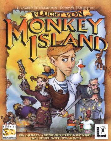 Monkey Island 4 - Flucht von Monkey Island