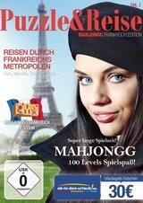 MahJongg: Frankreich - Puzzle & Reise