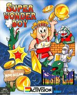 Super Wonder Boy in Monster Land