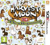 Harvest Moon - A New Beginning (3DS)