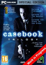 Casebook Trilogy