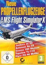 Neue Propellerflugzeuge f�r den FSX