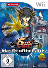 Yu-Gi-Oh 5Ds Master of the Cards