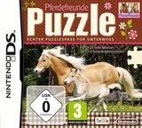 Puzzle - Pferdefreunde