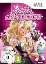 barbie fun fashion dogs